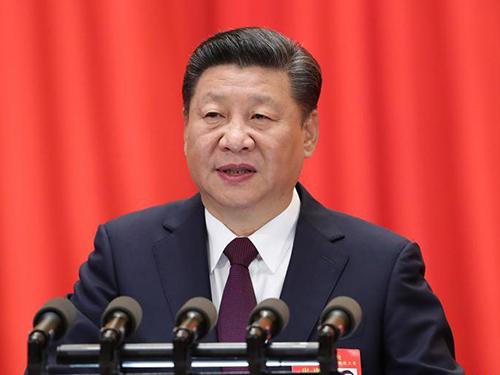 热烈祝贺习近平当选中共中央总书记